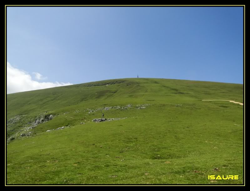 Ascensión y vuelta al Gorbea 1.481m. DSC01427