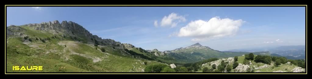 Ascensión y vuelta al Gorbea 1.481m. DSC01438