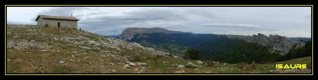 Dulantz 1.239m. San Adrian 1.113m. (Urbasa) DSC03527-1