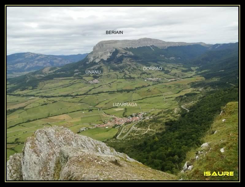 Dulantz 1.239m. San Adrian 1.113m. (Urbasa) DSC03529