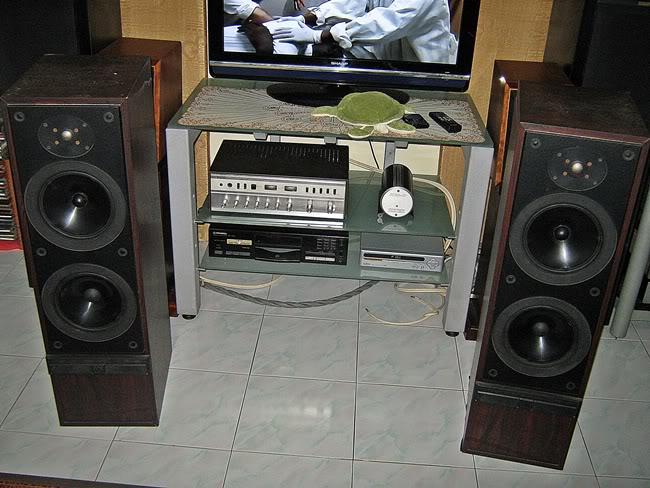Mordaunt Short MS 50i speakers ~SOLD~ IMG_2223