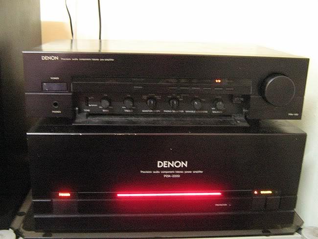 DENON POA-2200 + DENON PRA 1100 ~ SOLD ~ IMG_2232
