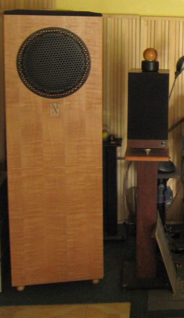 Magna Acoustica Full Range Speaker MA1