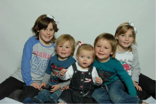 New portraits done of my youngest 5 kids <3 DSC_4936-1