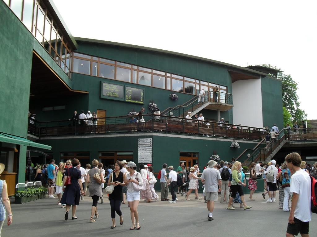 Lo mejor de Wimbledon 2010 LONDON2010225