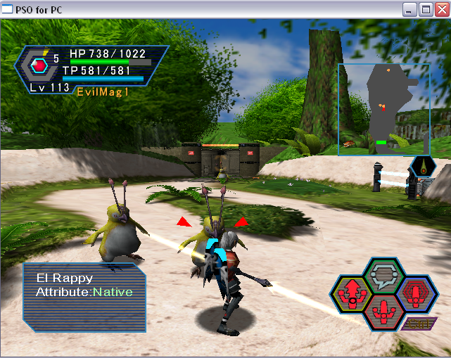 PSO PC/ V1&V2 Screenshot Gallery! - Page 10 Hax1