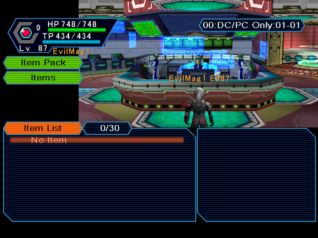PSO PC/ V1&V2 Screenshot Gallery! - Page 9 Wheremyitemsgo
