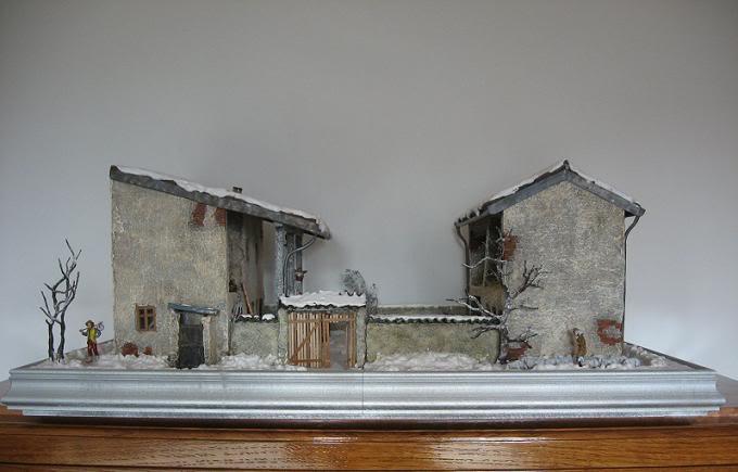 Natale in cascina Barona Presepepap152