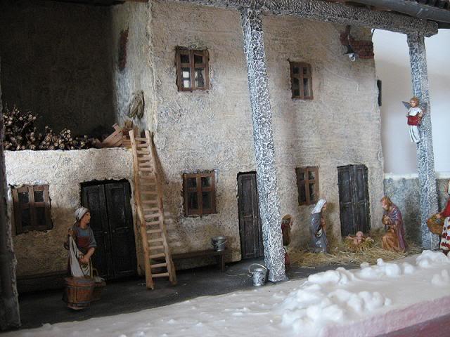 Natale in cascina Barona Presepepap1602