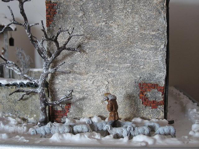 Natale in cascina Barona Presepepap1642