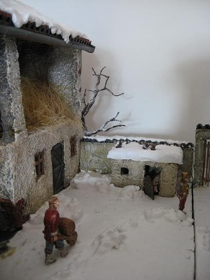 Natale in cascina Barona Presepepap1682