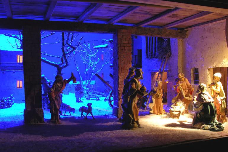 Natale in cascina Barona Velluto