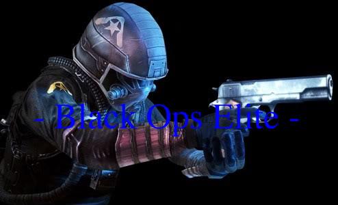 Black Ops Elite OPS