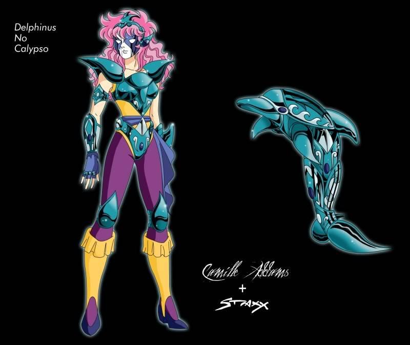 Caballero del Abismo - Delfin Staxx-Calypso