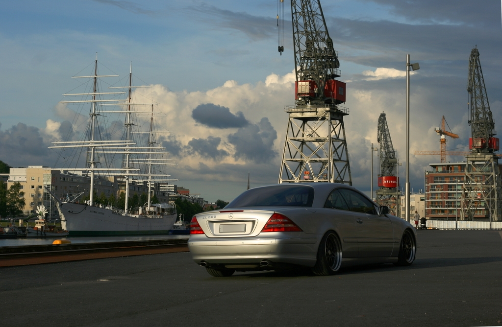 Kuvia käyttäjien autoista - Sivu 5 CL600%201%20M
