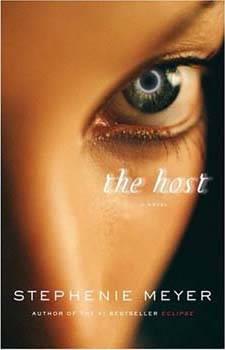 Stephanie Meyer's New Book Thehostcover