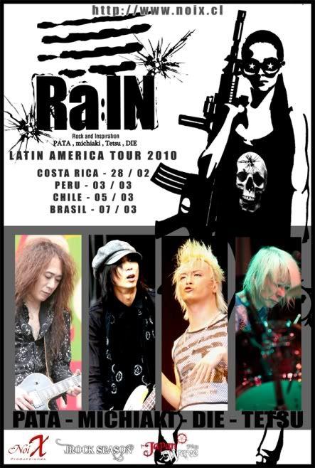 Ra:IN en Perú!!!!!!!! Afichepromo