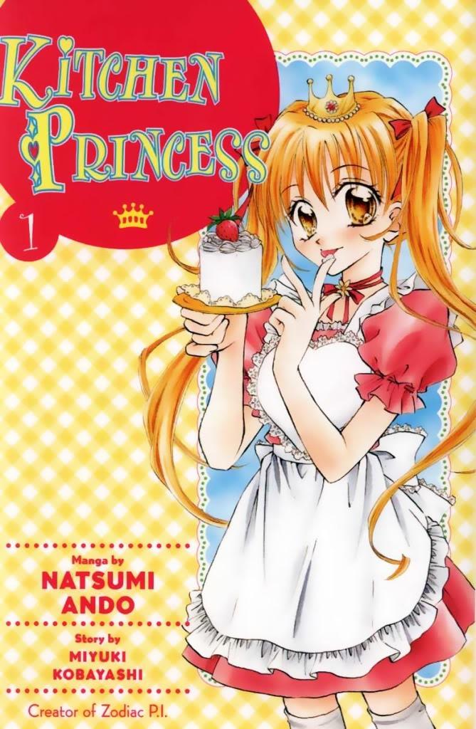 Kitchen no Ohime-sama - Nàng công chúa bánh ngọt 001-4