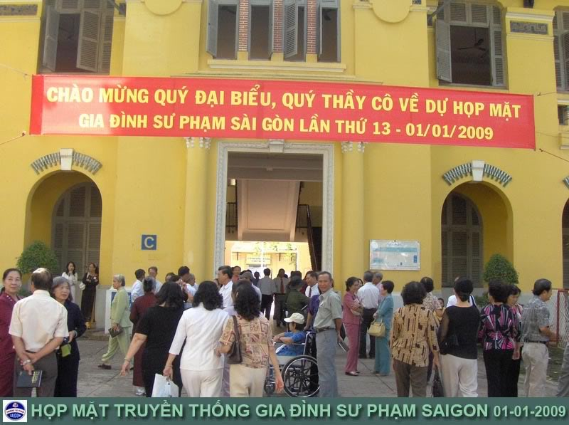 Họp Mặt Lần Thứ 13 - Năm 2009-Phần 1 CanhCongTruong