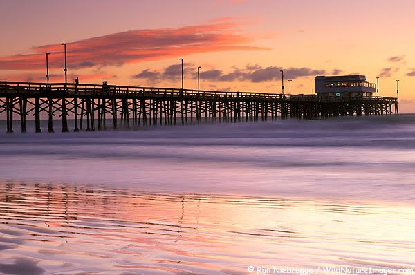 // Newport Beach Newport-Pier-Sunset_