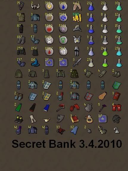 Secret's Bank V3 Bankv3