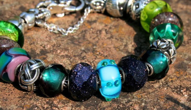 most desirable trollbeads ooak? - Page 3 Caterpillar