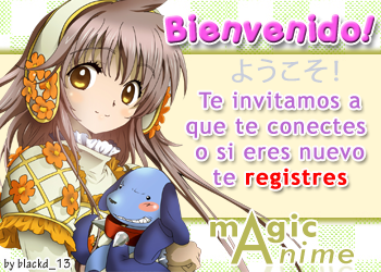 Reglas de Magic Anime Bannerpopupconexion-1