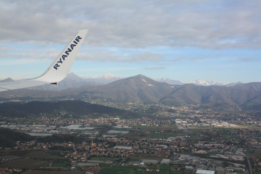 Bergamo - Orio al Serio (BGY / LIME) IMG_6894