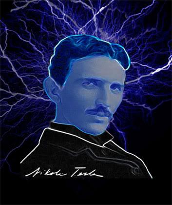 Nikola Tesla Nikola-Tesla-Logo-flat