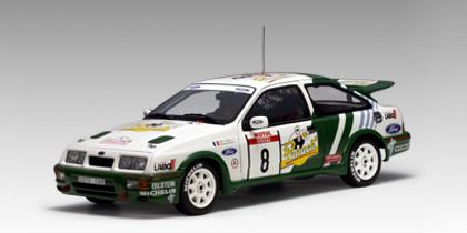 Ford Sierra Cosworth 1/18, 1988 Rally Portugal, #15 Carlos Sainz A2