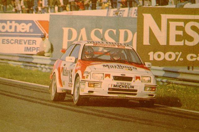 Ford Sierra Cosworth 1/18, 1988 Rally Portugal, #15 Carlos Sainz - Page 2 CSainz-Portugal88