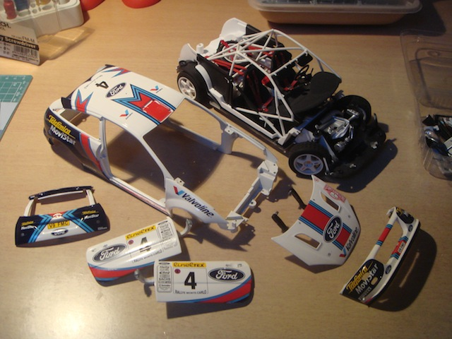 Ford Focus WRC, 2003 Rally Monte Carlo, #21 Antony Warmbold DSC07927-1