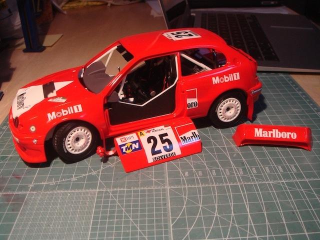 Toyota Corolla WRC, 1999 Rally Portugal, #25 Volkan Isik DSC08151
