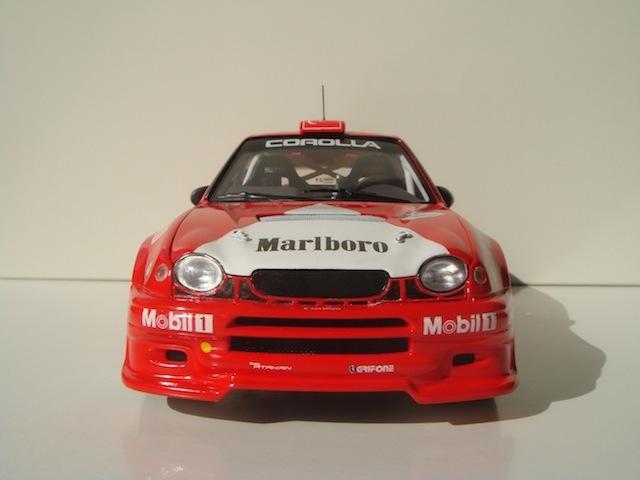 Toyota Corolla WRC, 1999 Rally Portugal, #25 Volkan Isik DSC08171-1