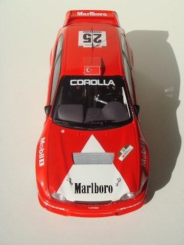 Toyota Corolla WRC, 1999 Rally Portugal, #25 Volkan Isik DSC08172-1