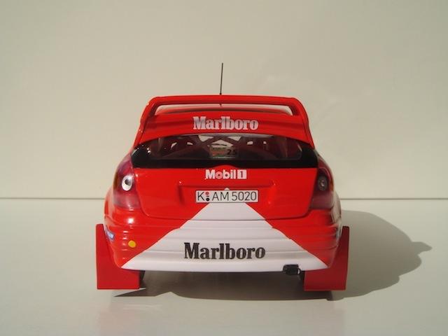 Toyota Corolla WRC, 1999 Rally Portugal, #25 Volkan Isik DSC08174-1