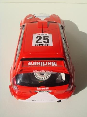 Toyota Corolla WRC, 1999 Rally Portugal, #25 Volkan Isik DSC08178-1