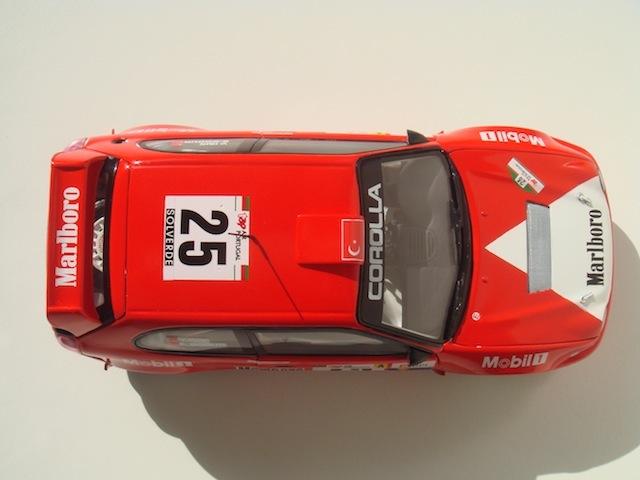 Toyota Corolla WRC, 1999 Rally Portugal, #25 Volkan Isik DSC08179-1