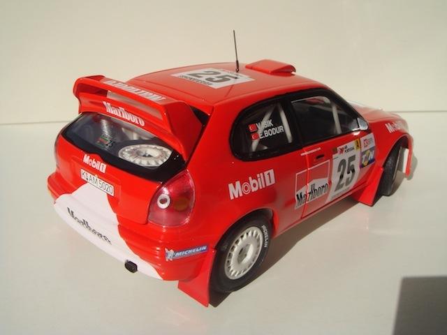 Toyota Corolla WRC, 1999 Rally Portugal, #25 Volkan Isik DSC08180-1