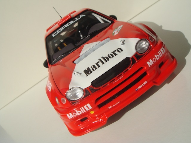 Toyota Corolla WRC, 1999 Rally Portugal, #25 Volkan Isik DSC08185-1