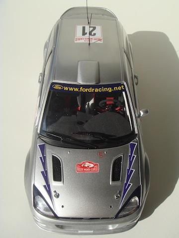 Ford Focus WRC, 2003 Rally Monte Carlo, #21 Antony Warmbold DSC08189