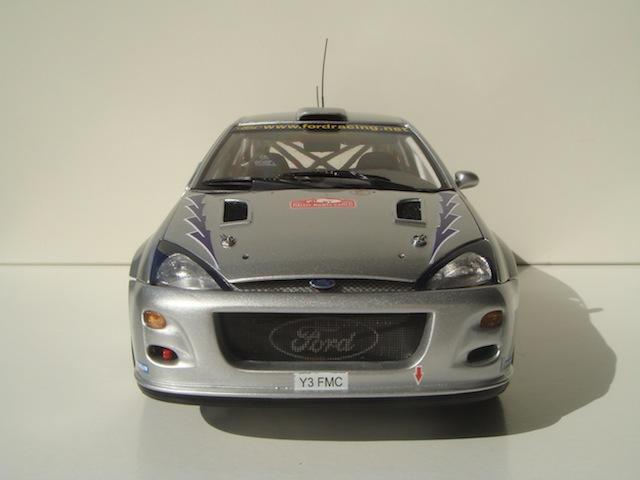 Ford Focus WRC, 2003 Rally Monte Carlo, #21 Antony Warmbold DSC08191