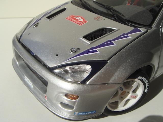 Ford Focus WRC, 2003 Rally Monte Carlo, #21 Antony Warmbold DSC08198