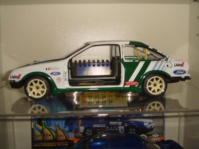 Ford Sierra Cosworth 1/18, 1988 Rally Portugal, #15 Carlos Sainz DSC08207