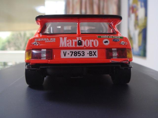 Ford Sierra Cosworth 1/18, 1988 Rally Portugal, #15 Carlos Sainz DSC08236