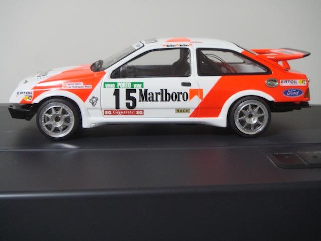 Ford Sierra Cosworth 1/18, 1988 Rally Portugal, #15 Carlos Sainz DSC08244