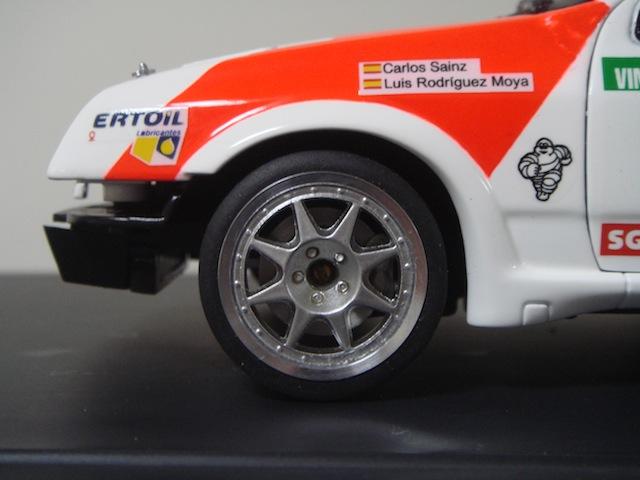 Ford Sierra Cosworth 1/18, 1988 Rally Portugal, #15 Carlos Sainz DSC08245