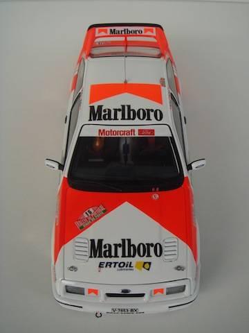 Ford Sierra Cosworth 1/18, 1988 Rally Portugal, #15 Carlos Sainz - Page 2 DSC08262