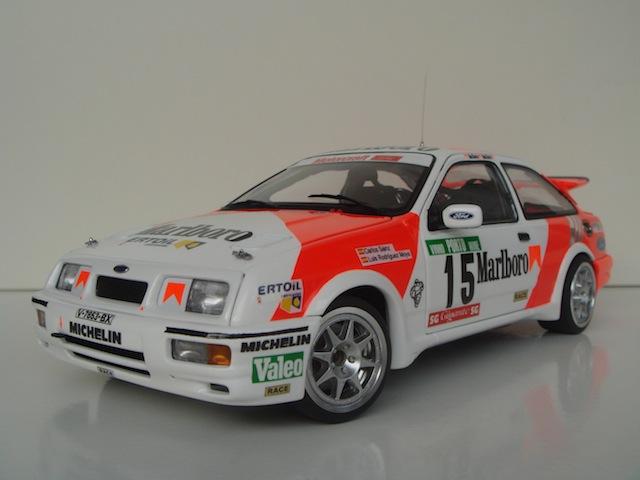 Ford Sierra Cosworth 1/18, 1988 Rally Portugal, #15 Carlos Sainz - Page 2 DSC08266