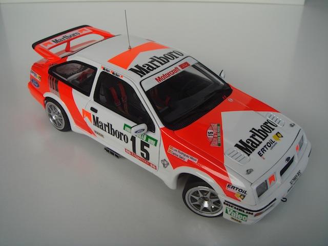 Ford Sierra Cosworth 1/18, 1988 Rally Portugal, #15 Carlos Sainz - Page 2 DSC08272